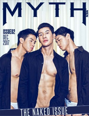 MYTH Men Issue 2 - The Naked Issue