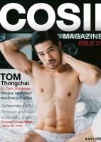 COSII Magazine Issue 01 - Tom Thongchai