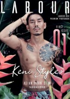 LABOUR BKK Issue 1 - Keni Styles + 拍摄影音花絮