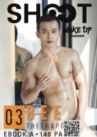 Shoot issue 03 A - Men's lifestyle - Bee Theerapong + 拍摄视频16分
